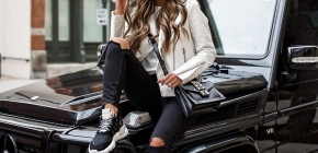 Модные женские кожаные куртки на 2020-2021: фото вдохновляющих образов