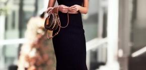 Модная трикотажная одежда для женщин на 2020-2021: трендовые вещи и готовые образы в фото подборке
