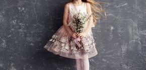 Красивые новогодние платья для девочек: фотоподборка праздничных и маскарадных нарядов