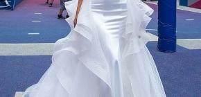 Модные свадебные платья 2020-2021: подборка актуальных трендов свадебной моды