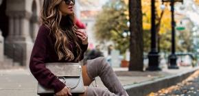 Модная женская обувь сезона осень-зима 2020-2021: стильные модели в ярких образах