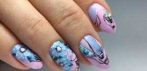Модный маникюр 2020-2021: фото-идеи трендового дизайна ногтей