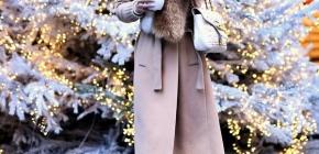 Верхняя одежда осень-зима 2020-2021: модные образы