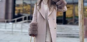 Пальто с мехом 2020-2021: актуальные фасоны и красивые модели в фотографиях