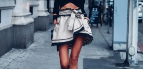 Красивые модные юбки 2020-2021: фото трендовых моделей