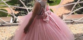 Красивые нарядные платья для девочек 2020-2021: фото галерея детских нарядов