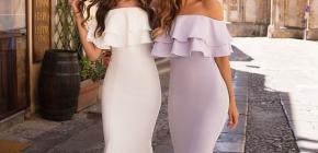 Вечерние платья в пол 2020-2021: фото роскошных образов