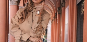 Модная женская одежда на осень 2020-2021: фото трендовых образов