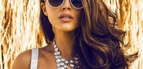 Красивые солнцезащитные очки 2020-2021: актуальные модели в фотоподборке